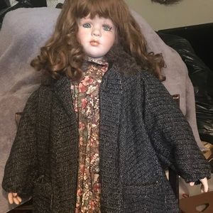 Norma Ramboud Vintage Collection Dolls